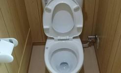 トイレ設置工事