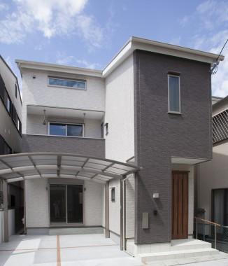 茨木市 T様邸イメージ