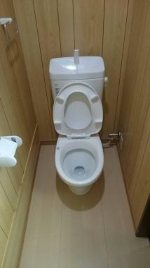 トイレ設置工事イメージ