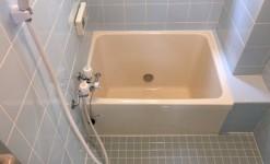 浴槽取替工事