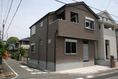 茨木市橋の内 分譲住宅イメージ