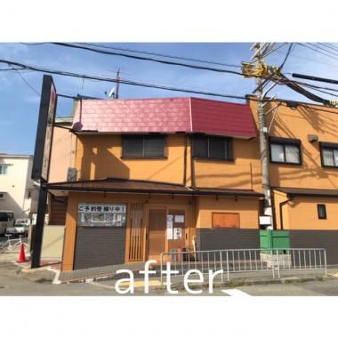 池田市・店舗改装工事イメージ