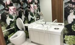 ホンダカーズ北河内東大阪中野店・トイレ改修工事